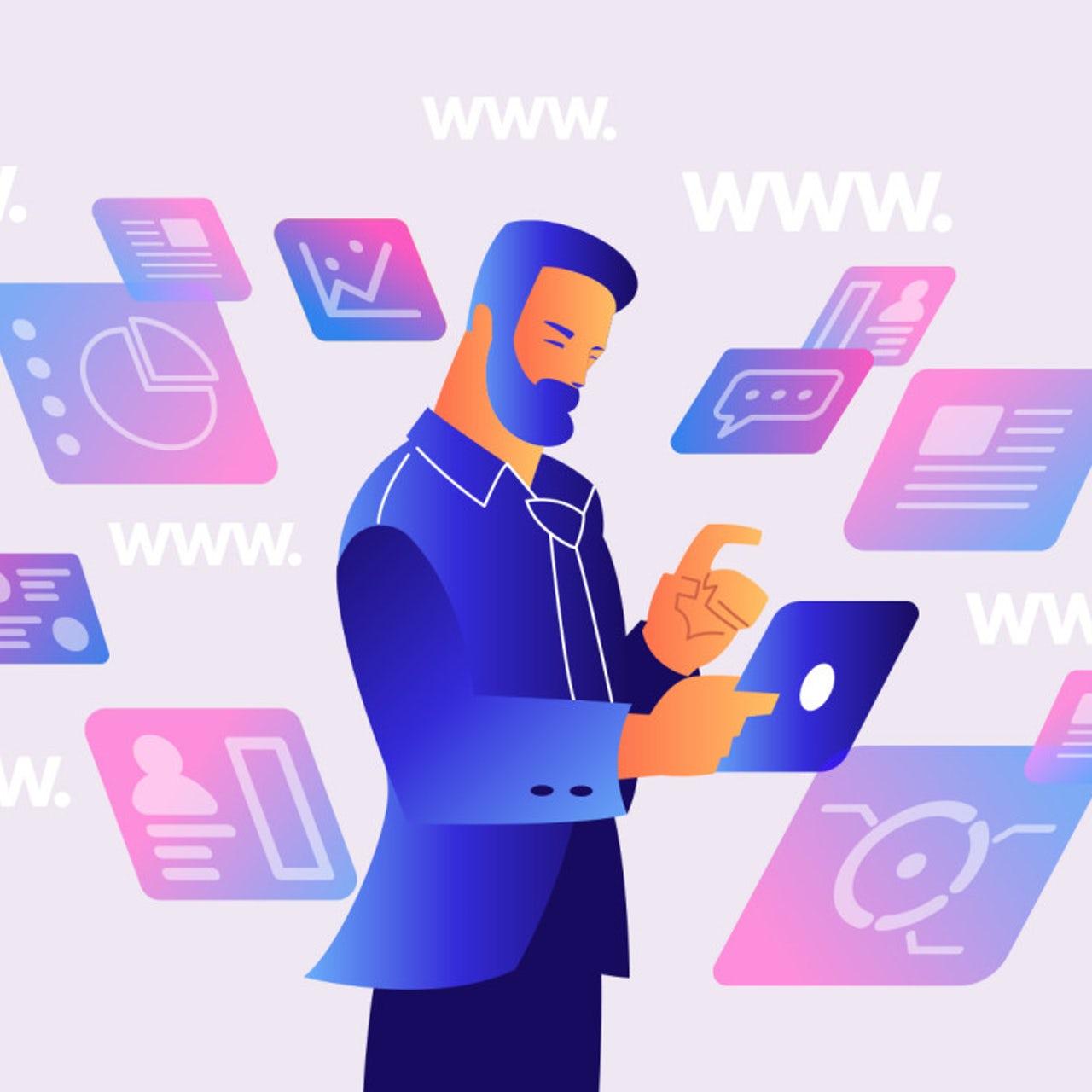 Webシステム開発の種類と概要