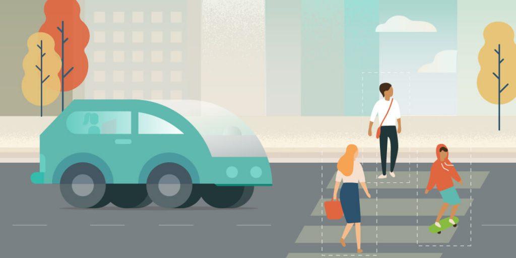交通事故の減少